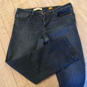 Anthropologie - Pilcro ankle jeans